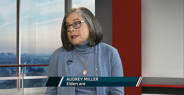 Caring for elder parents is expensive both emotionally and financially. (Audrey Miller)