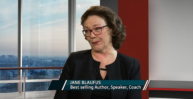 Courageous conversations: With the Stroke of a Pen: Claim your life. (Jane Blaufus)