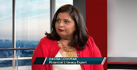 What age should you teach your kids about money & financial literacy? (Hasina Lookman)